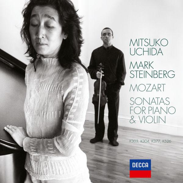Mitsuko Uchida - Mozart: Sonatas For Piano & Violin