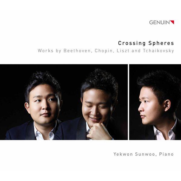 Yekwon Sunwoo - Crossing Spheres