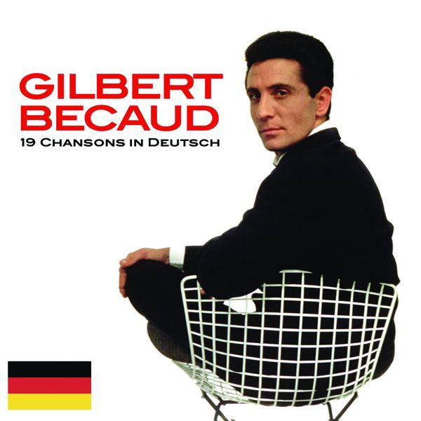 Gilbert Bécaud - 19 Chansons in Deutsch