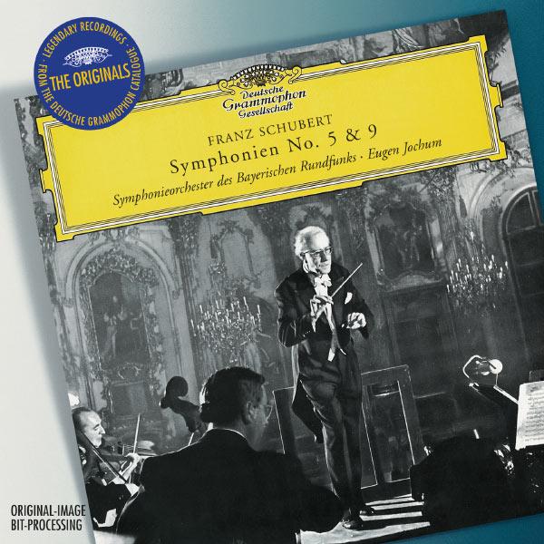 Symphonieorchester Des Bayerischen Rundfunks - Schubert: Symphonies Nos. 5 & 9