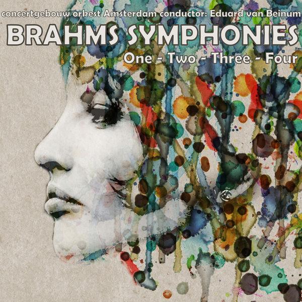 Eduard van Beinum - Brahms : The Four Symphonies