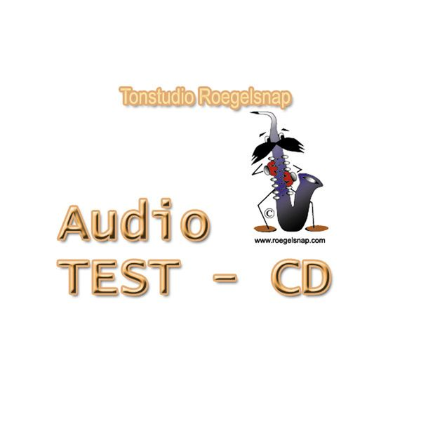 Test CD | Audio Test – Download and listen to the album
