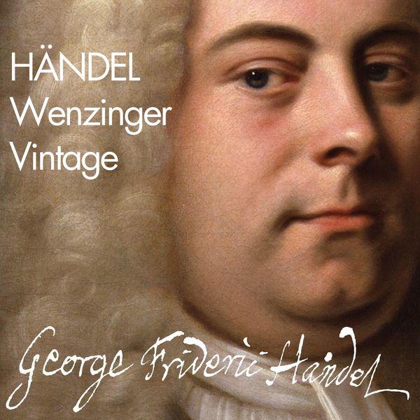 Various Artists - Handel Vintage