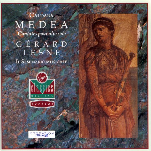 Gérard Lesne Medea / Cantats For Solo Countertenor