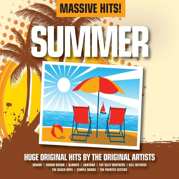 Various Artists - Massive Hits! - Summer