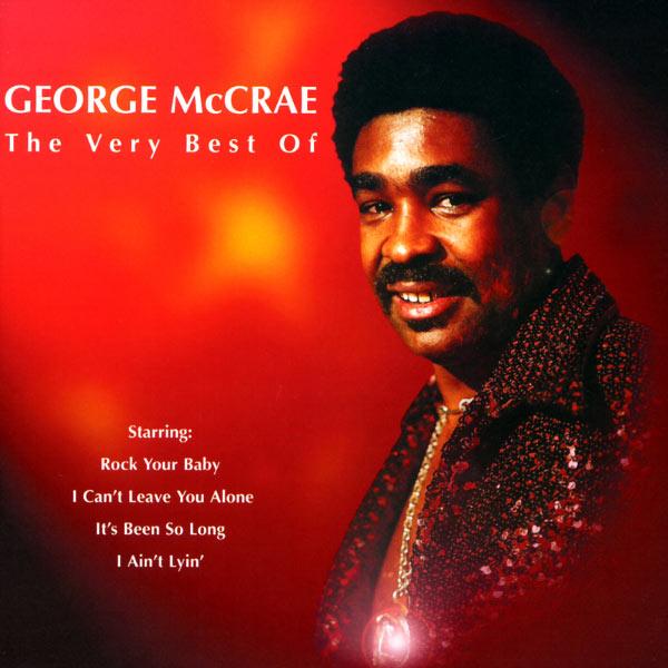 George McCrae - The Very Best Of George McCrae