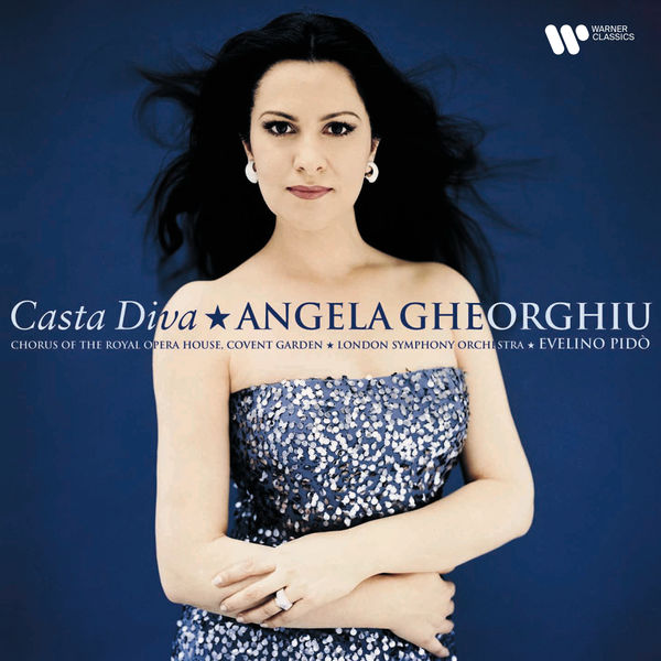Angela Gheorghiu/Roberto Alagna/Orchestra of the Royal Opera House, Covent Garden/Sir Richard Armstrong - 'Casta Diva'