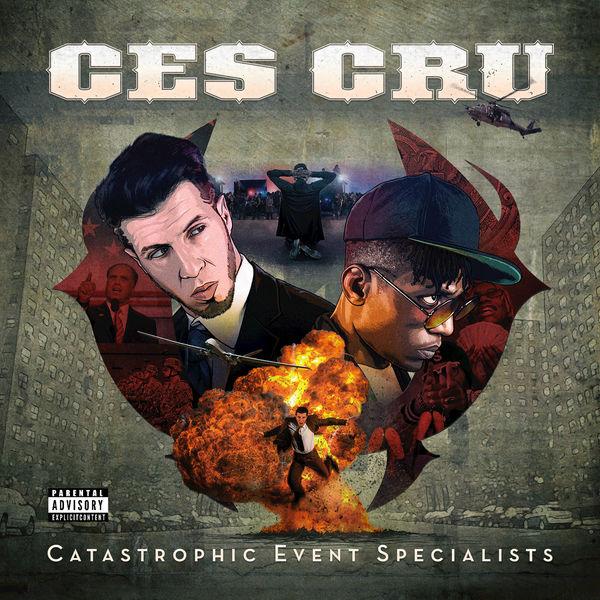 Catastrophic event specialists album by ces cru | free music.