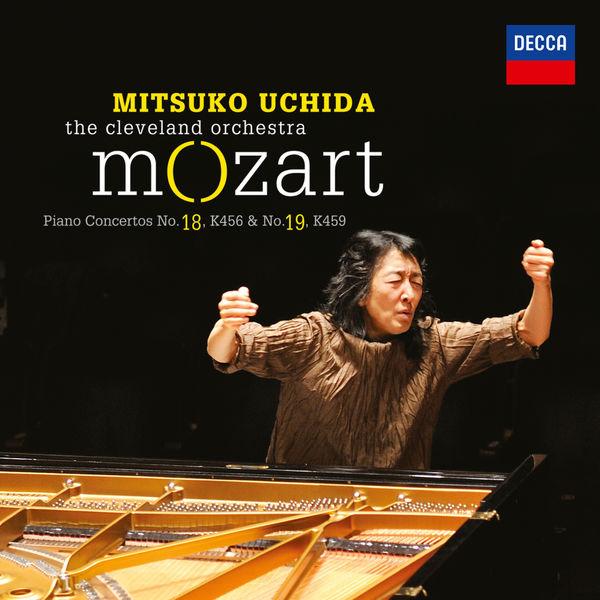Mitsuko Uchida - Mozart: Piano Concerto No..18, K.456 & No.19, K.459