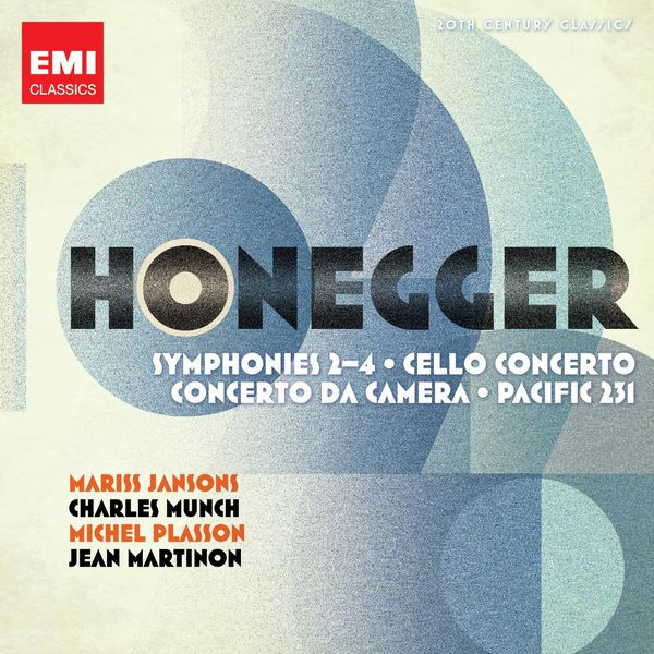 Various Artists - 20th Century Classics: Honegger