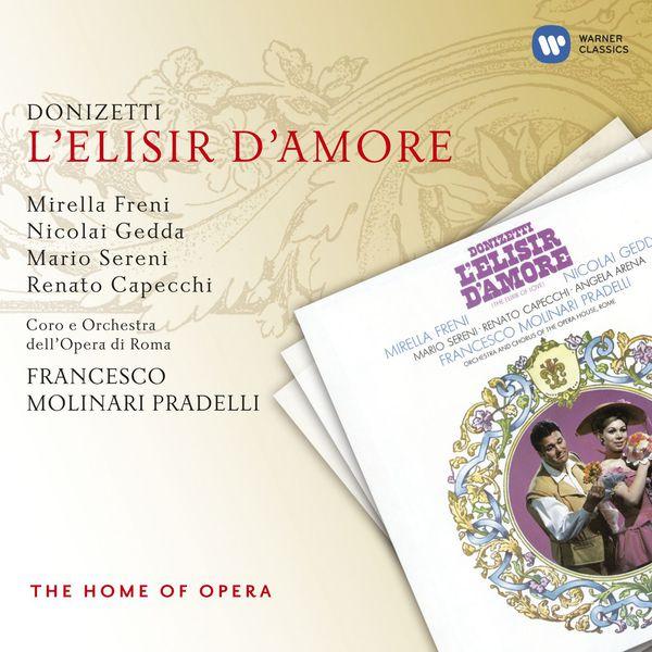 Francesco Molinari-Pradelli - Donizetti: L'elisir d'amore