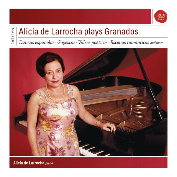 Alicia de Larrocha|Alicia de Larrocha plays Granados
