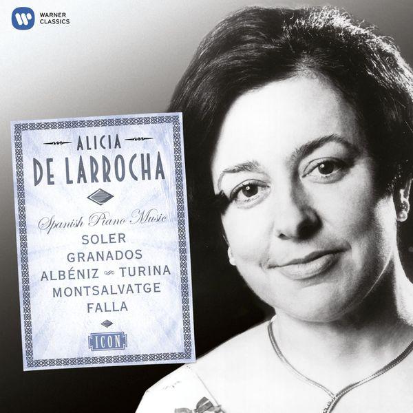 Alicia de Larrocha - Icon: Alicia de Larrocha