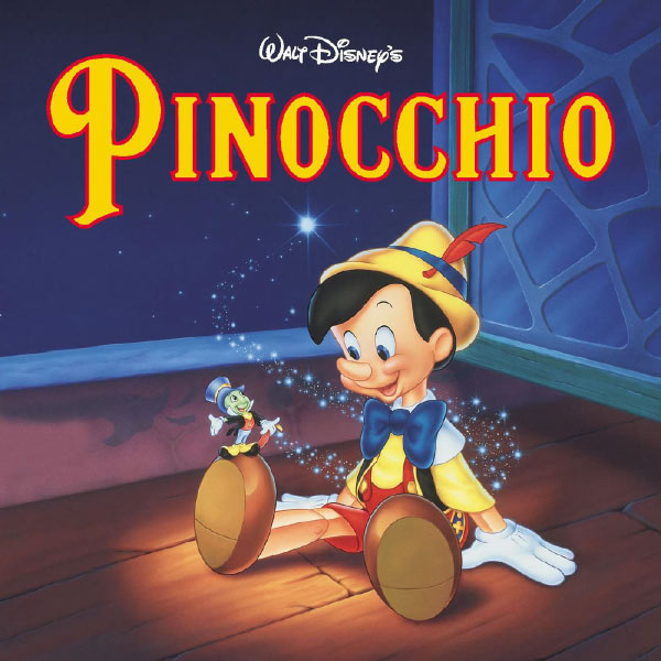 Various Artists - Pinocchio Original Soundtrack