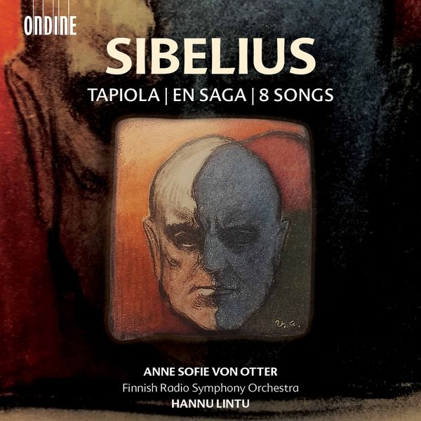 Finnish Radio Symphony Orchestra - Sibelius: Tapiola, En saga & Songs