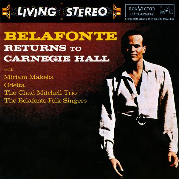 Harry Belafonte - Belafonte Returns to Carnegie Hall (Live)