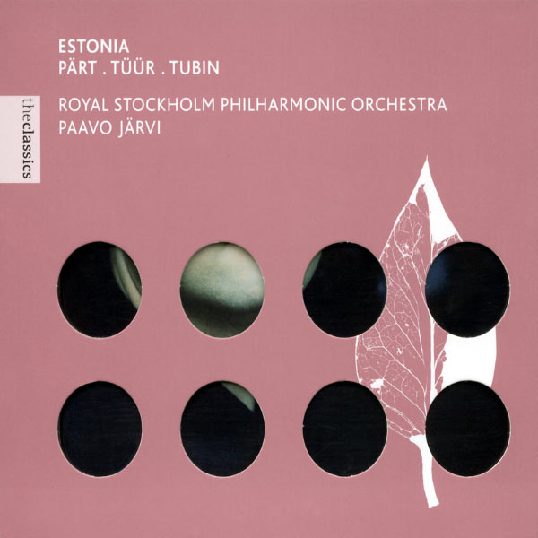 Paavo Järvi/Stockholm Philharmonic Orchestra - Searching for roots - Music from Estonia