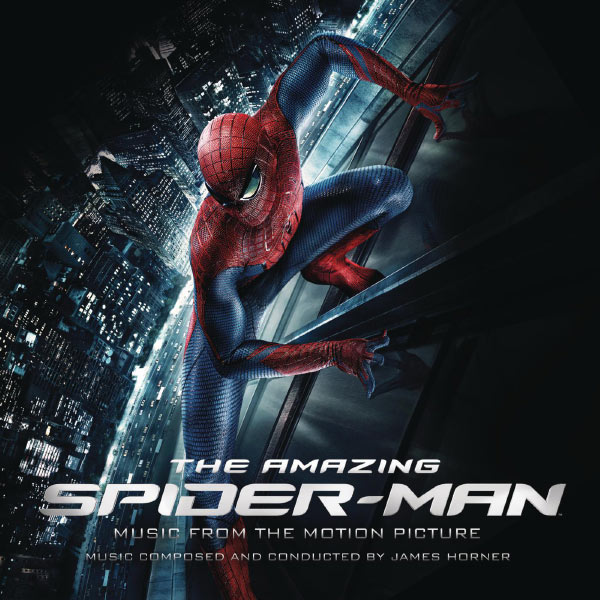 James Horner|The Amazing Spider-Man (Music from the Motion Picture)