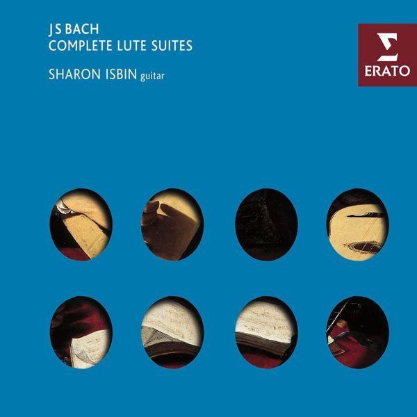 Sharon Isbin - Bach:Complete Lute Suites