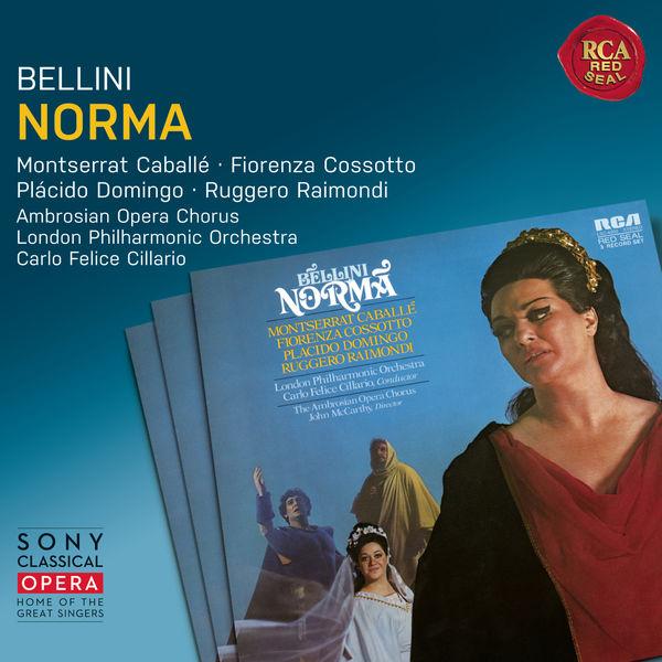 Carlo Felice Cillario - Bellini : Norma (Remastered)