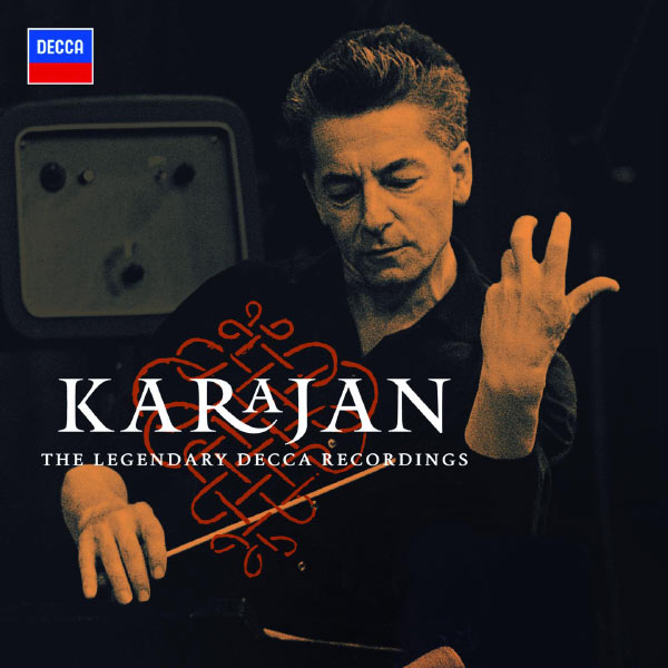Wiener Philharmonic Orchestra - Karajan: The Legendary Decca Recordings