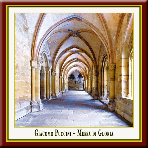 Jürgen Budday - Puccini: Messa di Gloria