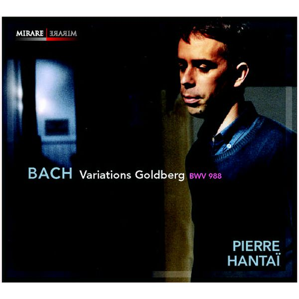 Pierre Hantaï - Bach: Variations Goldberg, BWV 988