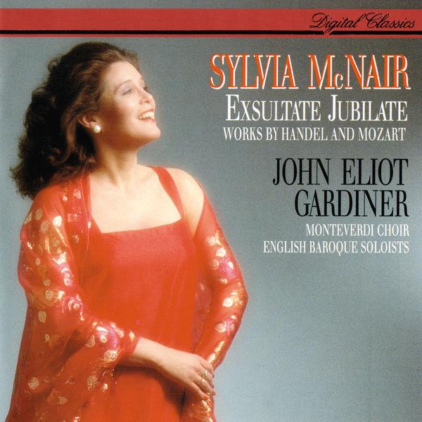 Sylvia McNair - Mozart: Exsultate Jubilate / Handel: Silete venti; Laudate pueri Dominum