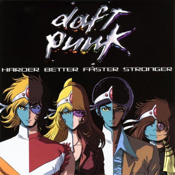 Daft Punk - Harder, Better, Faster, Stronger (Live)