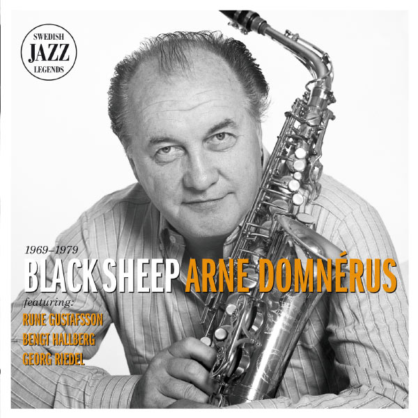 Arne Domnerus - Black Sheep - Swedish Jazzlegends