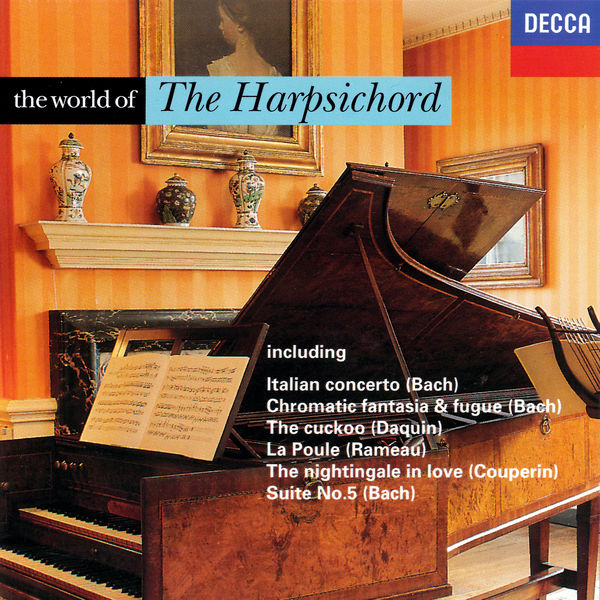 George Malcolm - The World of the Harpsichord