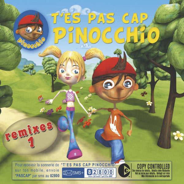 T' Es Pas Cap Pinocchio Remixes 1
