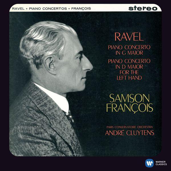 Samson François - Ravel: Piano Concerto (2011 - Remaster)