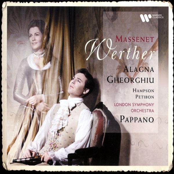 Antonio Pappano - Massenet: Werther