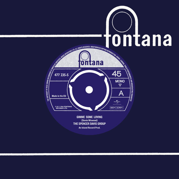 The Spencer Davis Group - Gimme Some Lovin' / Blues In F