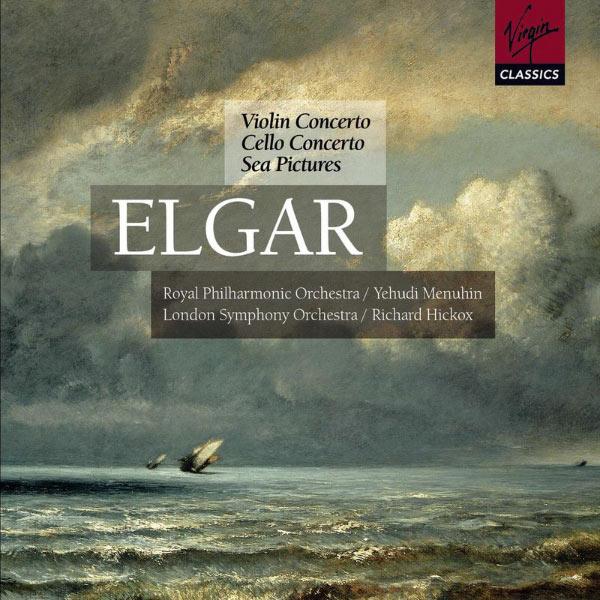 Yehudi Menuhin/Dmitry Sitkovetsky/Richard Hickox/Steven Isserlis - Concertos pour violon et pour violoncelle