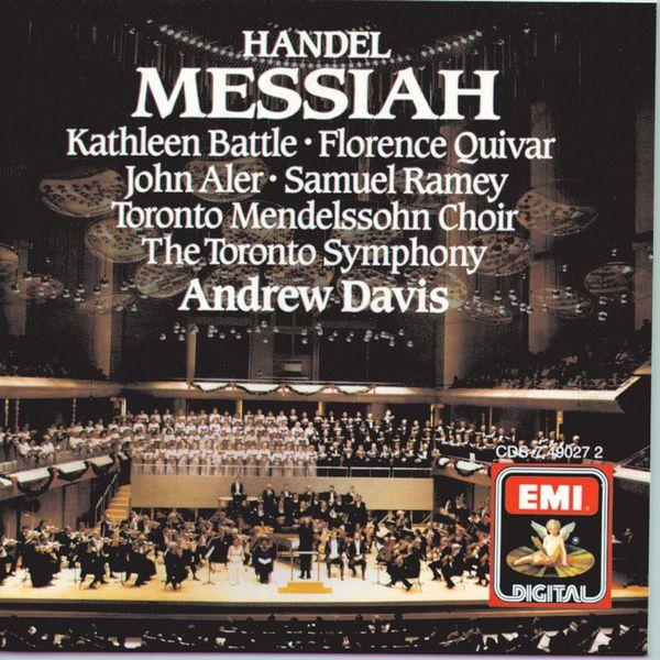 Sir Andrew Davis - Messiah - Handel