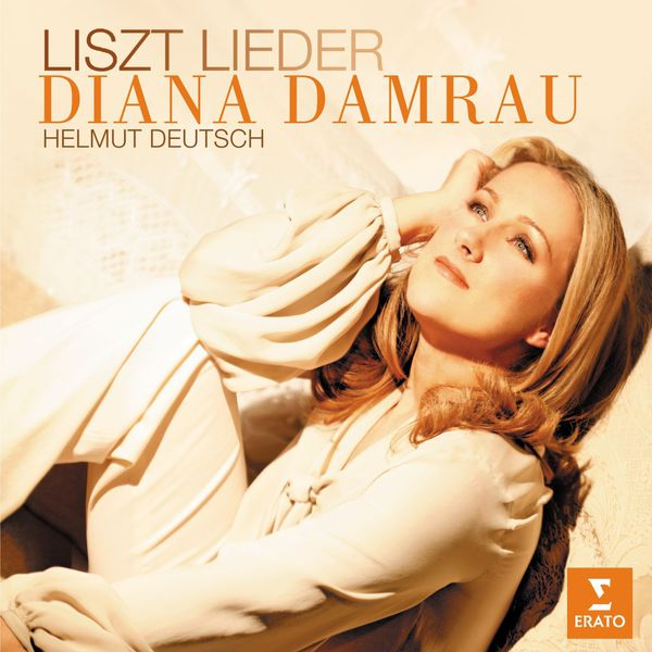 Diana Damrau - Franz Liszt : Songs (Mélodies)