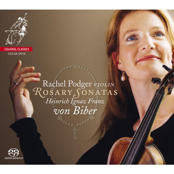 Rachel Podger - Heinrich Biber : Rosary Sonatas