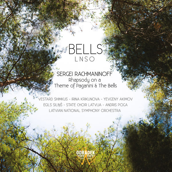 Various Artists - Rachmaninov: Rhapsody on a Theme by Paganini, The Bells