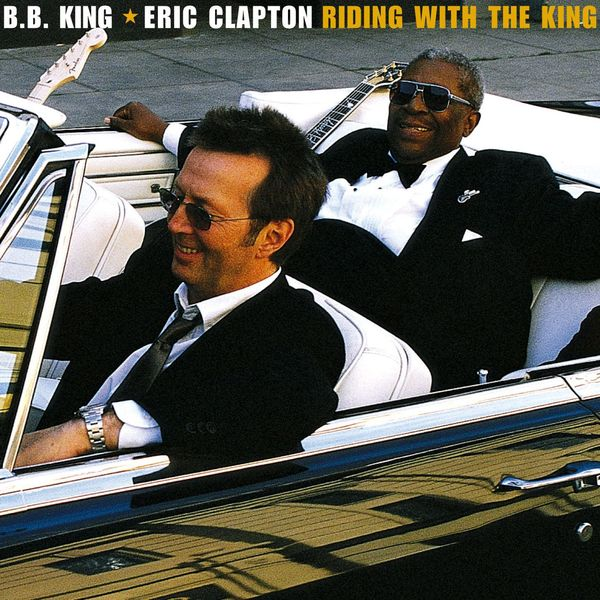 Eric Clapton - Riding With The King (StudioMasters Edition)