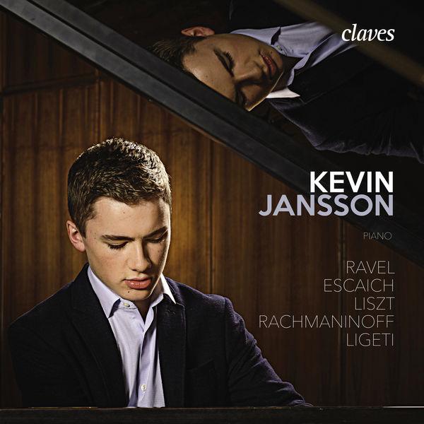 Franz Liszt - Ravel, Escaich, Liszt, Rachmaninoff & Ligeti: Works for Piano