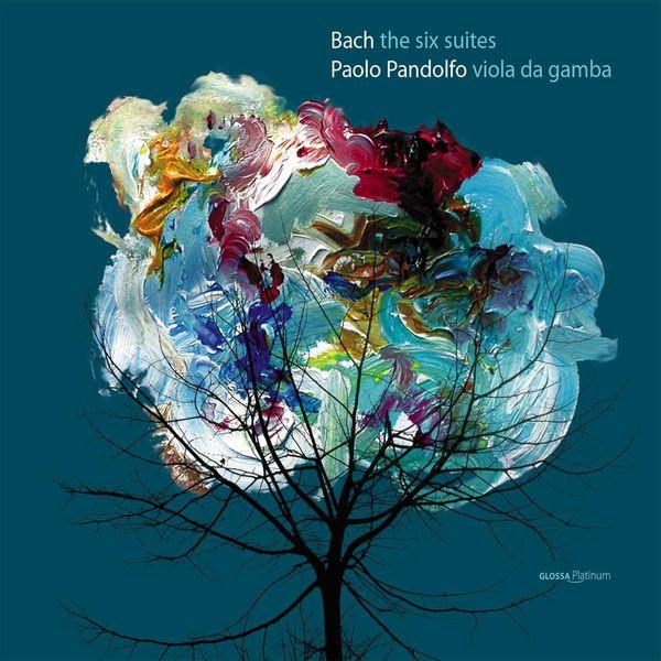 Paolo Pandolfo - Bach, J.S.: Cello Suites Nos. 1-6