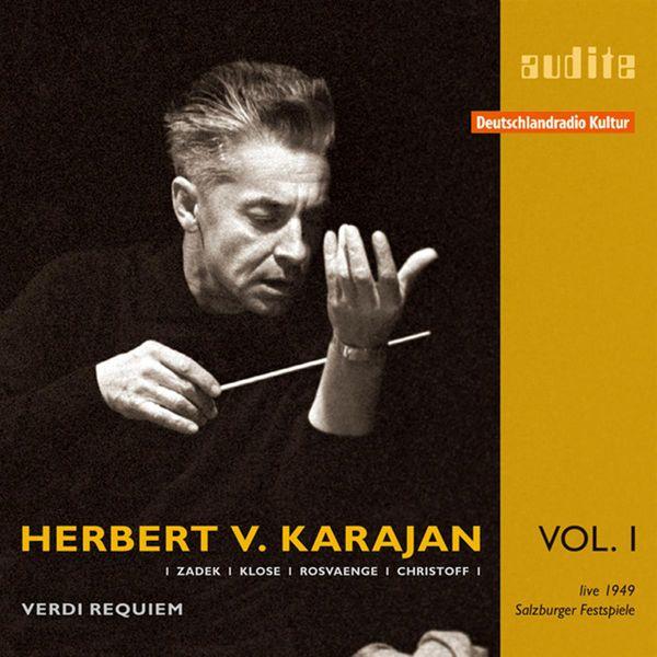 Herbert von Karajan - Herbert von Karajan, Vol. 1 (1949)