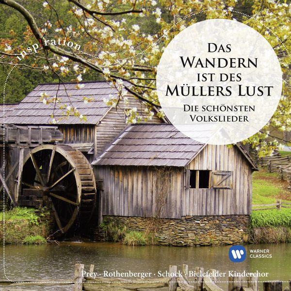 Anneliese Rothenberger - Das Wandern ist des Müllers Lust - Die schönsten Volkslieder