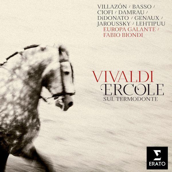 Fabio Biondi - Vivaldi : Ercole (Intégrale)