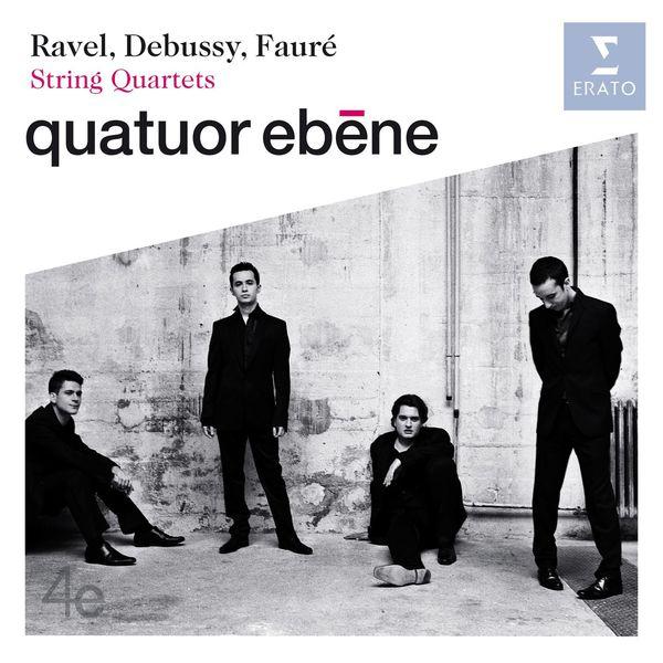 Quatuor Ébène - Quatuors à cordes