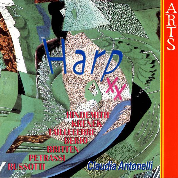 Claudia Antonelli - Harp XX