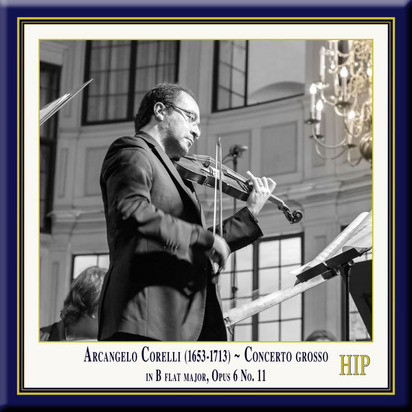 Riccardo Masahide Minasi - Corelli: Concerto Grosso, Op. 6, No. 11