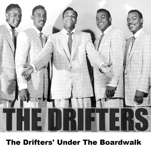 the drifters the drifters under the boardwalk - White Christmas By The Drifters